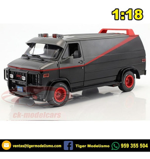 Auto Escala Gmc 1893 A-team Greenlight 1:18 Sku: 398