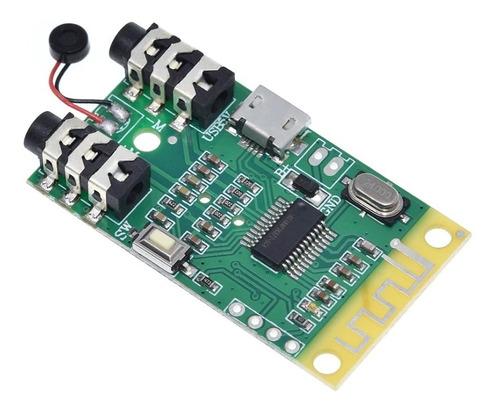 Modulo Transmisor Receptor Audio Bluetooth 4.2 12 Metros