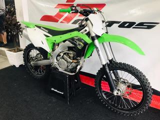 Kawasaki Kx 250f 2019 Verde