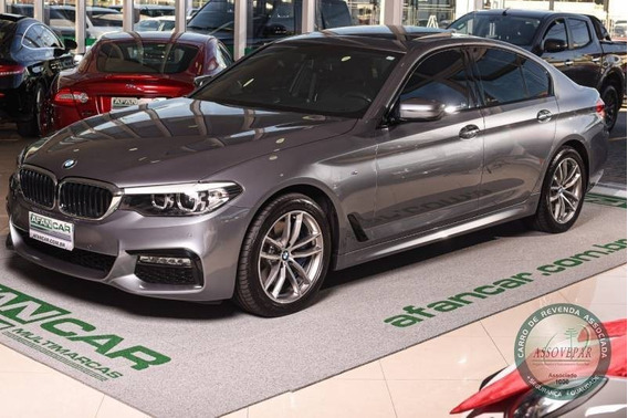 Bmw 530i Msport 2.0 Turbo (teto Solar) Aut./2018