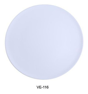 Yanco Ve116 Venice Collection 16 Round Pizza Plate Melamina