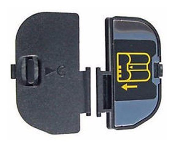 Tampa Porta Bateria Nikon D50 D70 D70s D80 D90 - Frete R$20