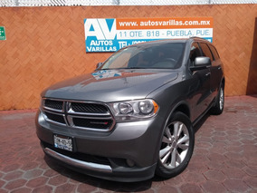 Dodge Durango Crew Luxe V8 At