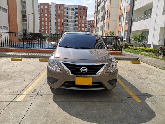 Hermoso Nissan Versa Sense Mt 1.600 C.c. Mod 2020