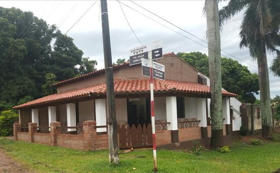 Hermosa Casa En Yuty Serca De Encarnacion Y Posadas .