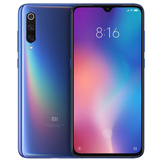 Smartphone Xiaomi Mi 9 64gb 6gb Global 48mp Lacrado