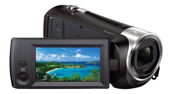 Filmadora Sony Cx440 Vídeo Full Hd Zoom Óptico 30x