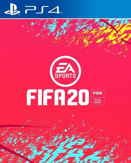 Fifa 20 Preventa Cuenta Principal Ps4 Permanente