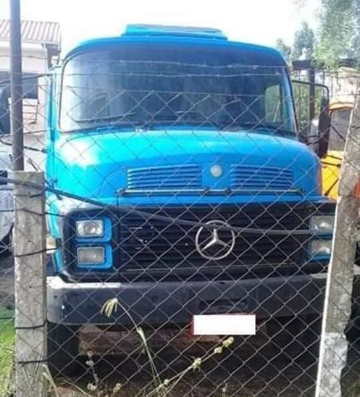 Caminhão Mb 1519 - Ano 1982