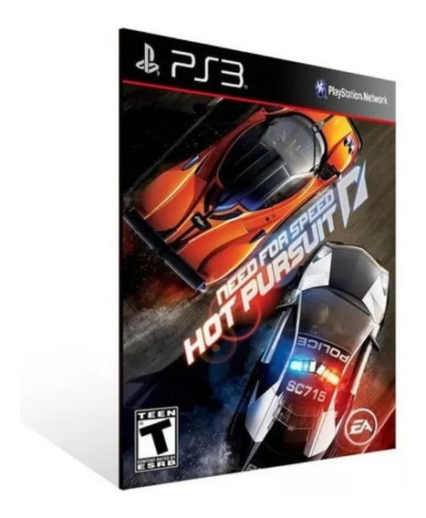 Need For Speed Hot Pursuit Ps3 Original Psn Envio Agora