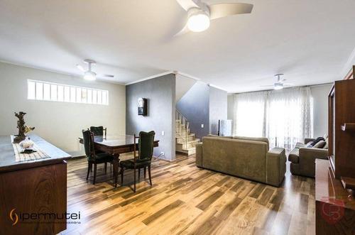 Linda Casa Com 3 Dormitórios À Venda, 243 M² - Planalto Paulista - São Paulo/sp - Ca0013