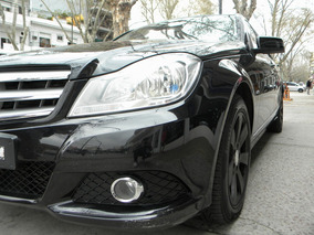 Mercedes-benz Clase C 1.8 C200 Blue.efficiency 2012