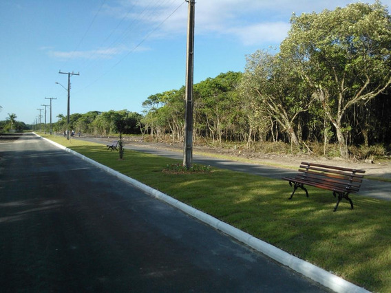 Terreno No Praia Do Ervino Com 0 Quartos Para Venda, 360 M² - Ft713