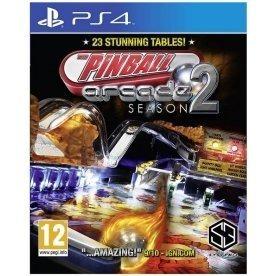 Ps4 Pinball Arcade Season 2 [ Ps4 ]