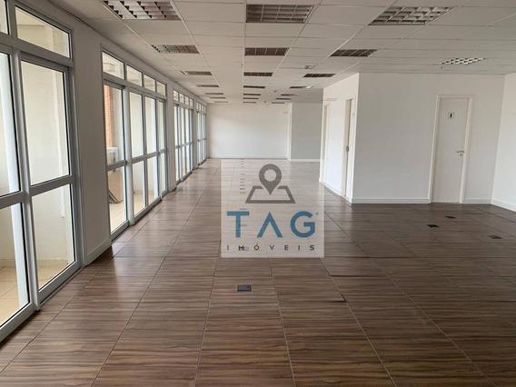 Conjunto Para Alugar, 160 M² Por R$ 5.400,00/mês - Botafogo - Campinas/sp - Cj0002