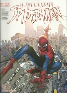 Libro El Asombroso Spider - Man De Marvel