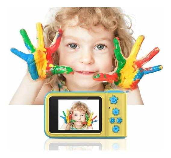 Câmera Digital Fotografica Kids Criança Selfie 3.0m Envio Ja