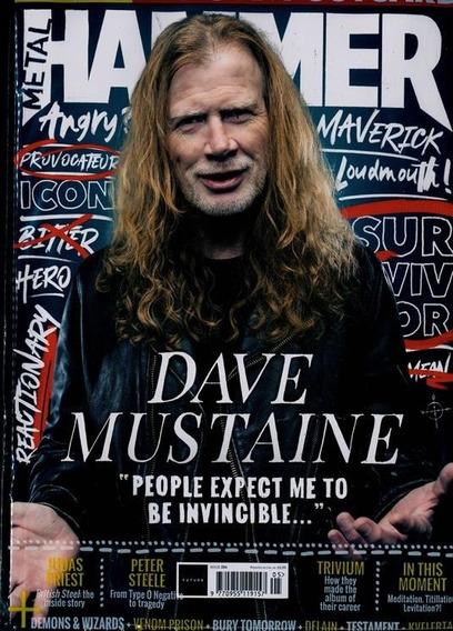 Metal Hammer #334 Dave Mustaine