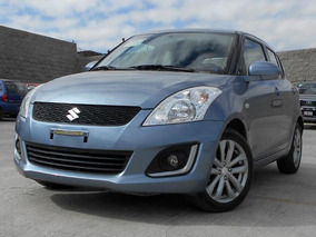 Suzuki Swift 1.4 Gls Mt 2016 Azul