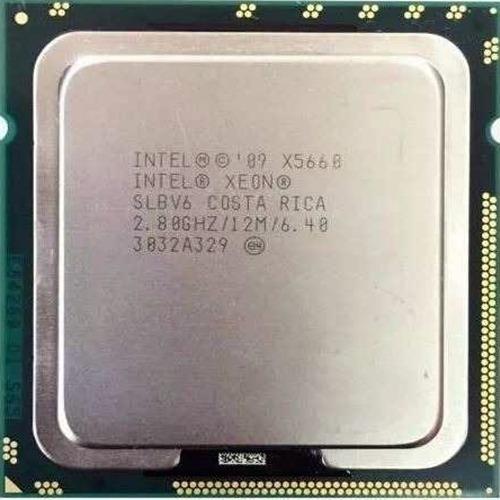 Intel Xeon X5660 6/12 - 3.2ghz Turbo Boost - Envio Imediato