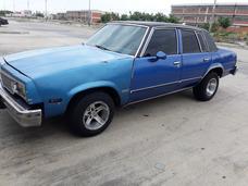 Chevrolet Malibú Año 83 Classic