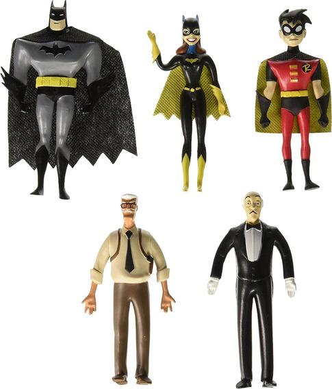 The New Batman Adventures Heroes Set Nj Croce Original