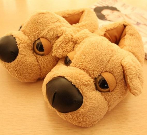 Pantufa Cachorro Preguiça Dorminhoco Pronta Entrega