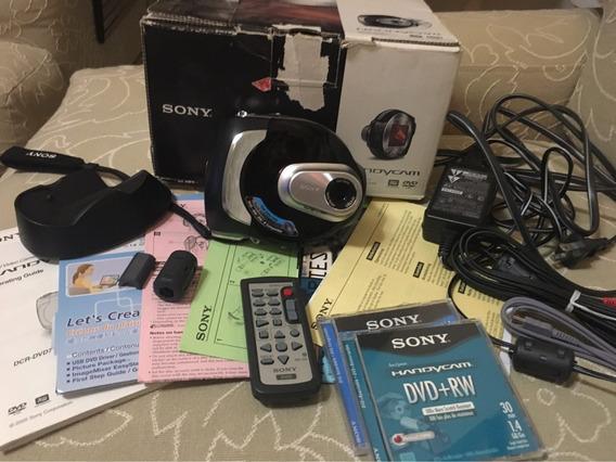 Sony Handycam Dcr-dvd7