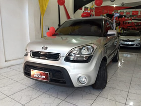 Kia Soul Ex-at 1.6 16v Flex (imp) 4p 2013