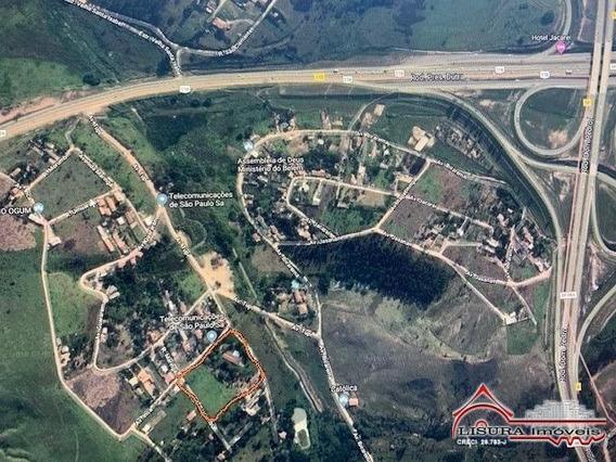 Chácara No Veraneio Iraja Jacareí Sp 14000m² - 6353