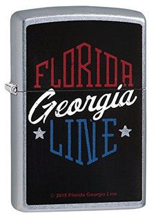 Encendedor Zippo Florida Georiga Line