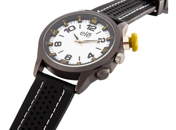 Reloj,relojes Moda Hombre Mujer Casual, Ele 6208-g