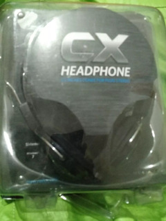 Auriculares C/micrófono Marca Cx Cx Yh808a