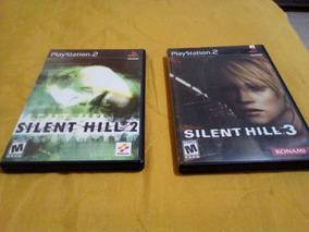Silent Hill 2 E 3 Originais Completos!