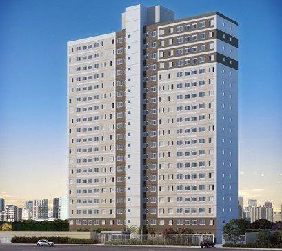 Apartamento Residencial Para Venda, Barra Funda, São Paulo - Ap5584. - Ap5584-inc