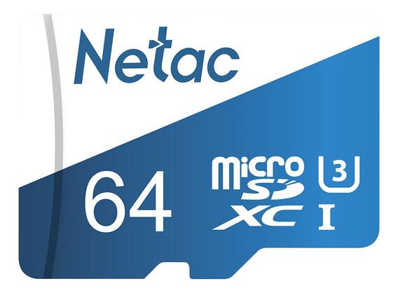 Netac P500 Classe Ultramarino Classe 10 Micro Sdxc Tf Cart?o
