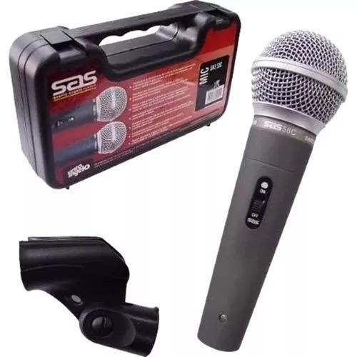 Microfone Santo Angelo Sas 58c