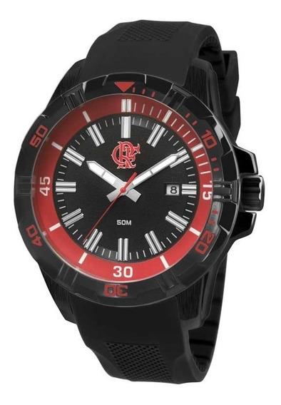 Relógio Technos Masculino Flamengo Fla2315aj/8r Analógico