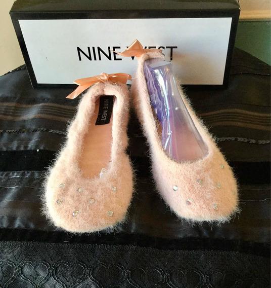 Pantuflas /slippers Nine West