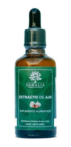 Imagen 1 de 6 de Extracto De Ajo Sanalia, Antioxidantes Y Nutrientes