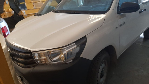 Toyota Hilux Cabina Simple 4x2 2018