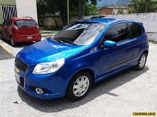Chevrolet Aveo Hb A/a 2p - Automatico
