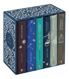 Obras Completa (6 Libros) - Austen, Jane - Estuche