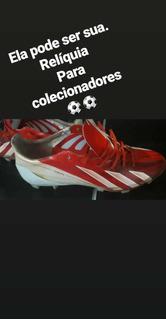 Chuteiras Relíquias. Nike E adidas F50