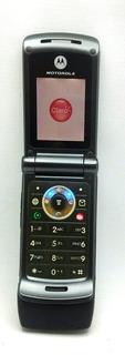 Celular Motorola W375 Aparelho Usado Entrada Antena Rural