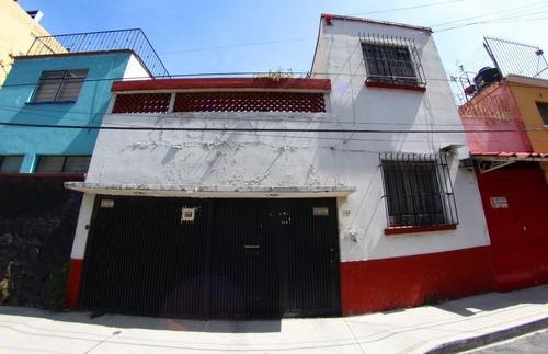Venta Casa Para Remodelar En San Pedro De Los Pinos Benito Juarez