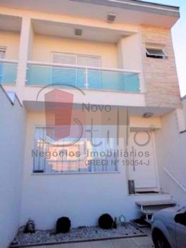 Imagem 1 de 5 de Sobrado - Jardim Independencia - Ref: 3017 - V-3017