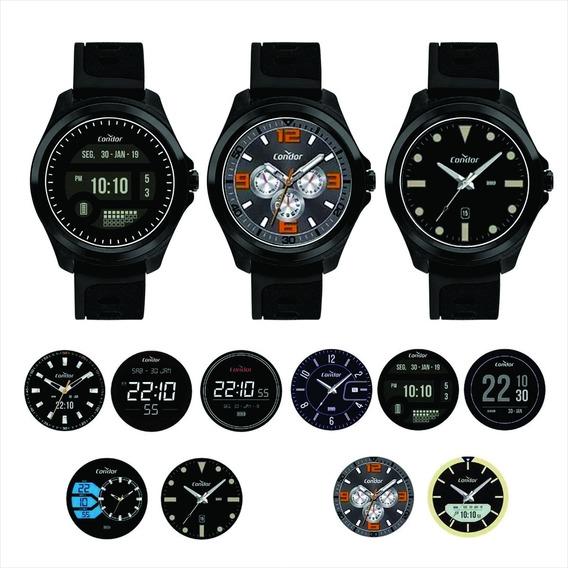 Relógio Condor = Troca Até 10 Tipos Mostrador - Garantia Nf