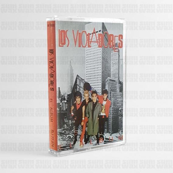 Los Violadores - El Album Cassette Punk Stuka Pil