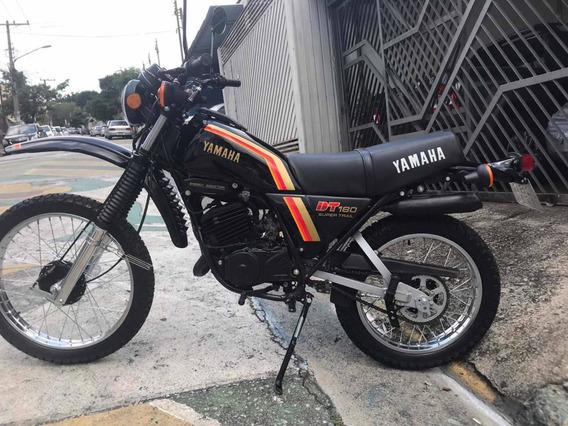 Yamaha Yamaha Dt180 Colecao